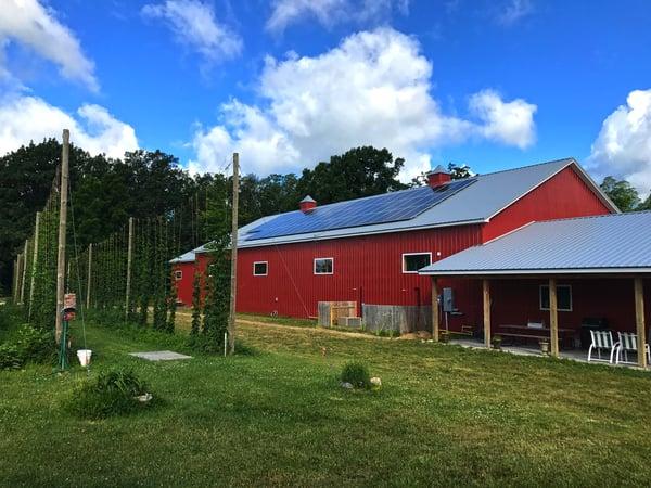 Hops Farm Flint 20kW